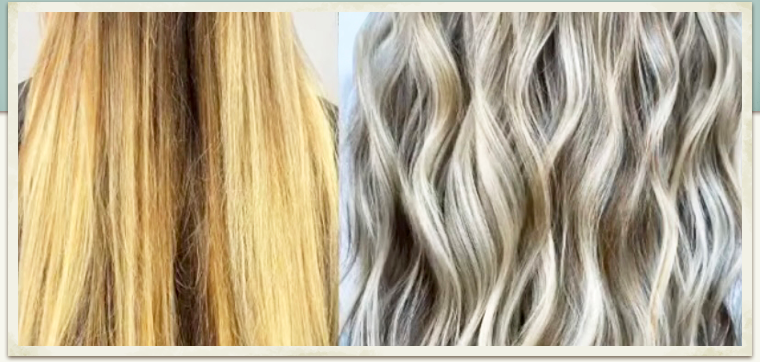 Balayage Hair Color Technique